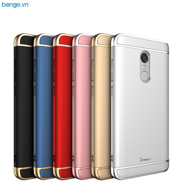 Ốp lưng Xiaomi Redmi Note 4X IPAKY 3 thànhphần