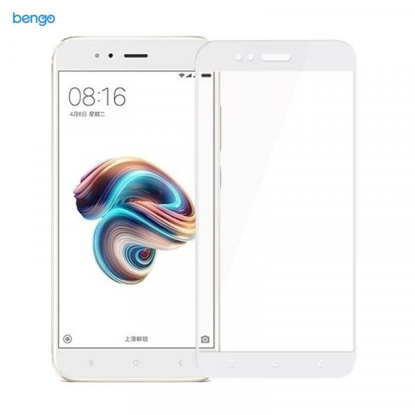 Dán màn hình cường lực Xiaomi Mi A1 Full mànhình