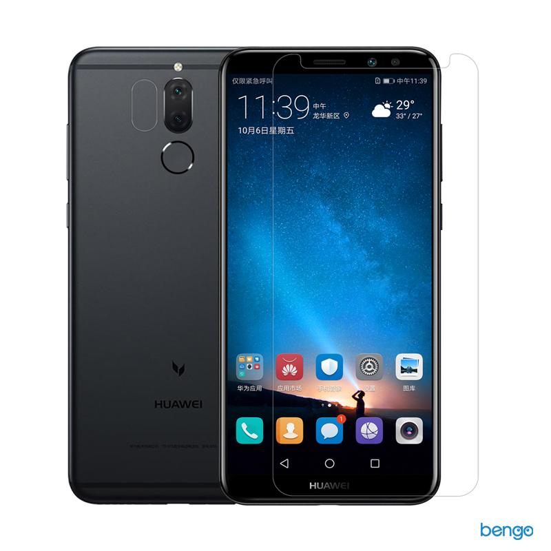 Kính cường lực Huawei Nova 2i Nillkin Amazing H +PRO